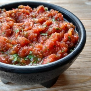 Easy Homemade Salsa