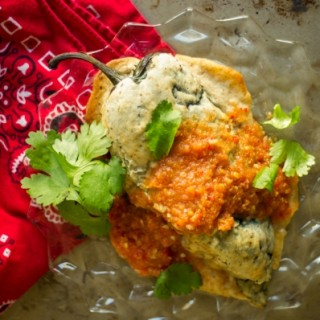 Baked Chile Relleno