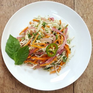 Vietnamese Inspired Chicken Salad