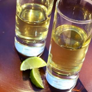 Roasted Jalapeño Pineapple Tequila