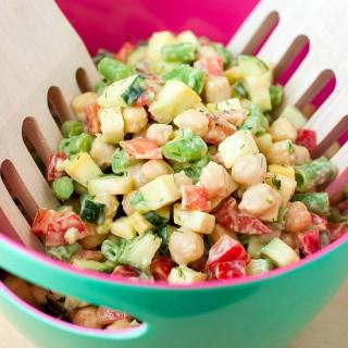 Farmer's Market Chopped Salad