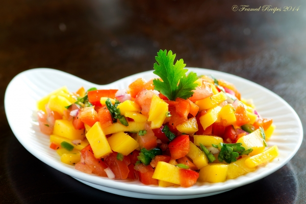 Mango Salsa | Jalapeno Mania