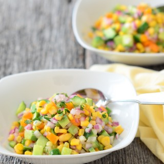 Cucumber-Corn-Relish-Salad