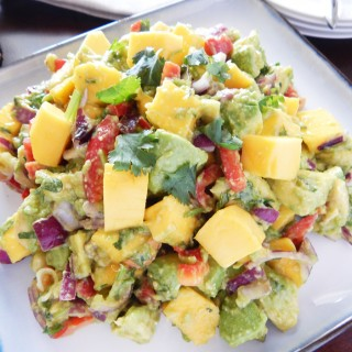 Mango-Avocado-Salad