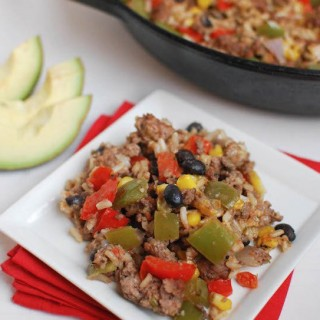 Mexican-Skillet-Casserole-3