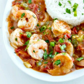 Shrimp Etoufee