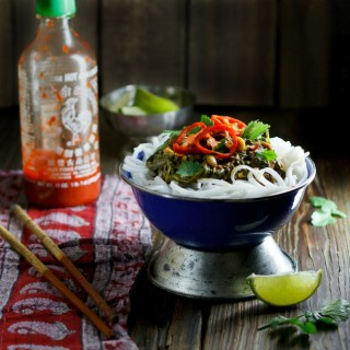 10-Minute Sriracha Wilted Spinach