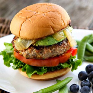 turkey burger recipe