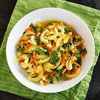 Spicy Tanzanian Cucumber Salad