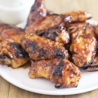 Grilled Thai Wings