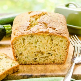 Hatch Chile Zucchini Bread