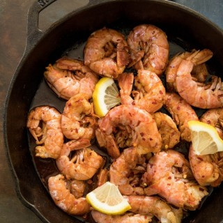 Spicy Peel-and-Eat Shrimp