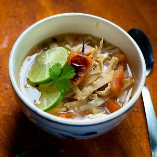 Mayan Lime Soup