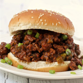 Turkey sloppy Joe's