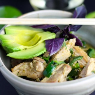 Avocado Green Curry