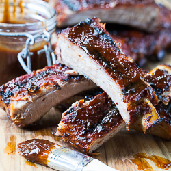 Honey Chipotle Ribs