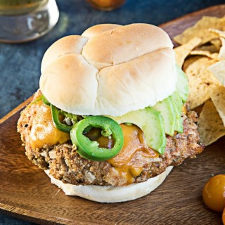 Taco Turkey Burgers