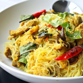 MasterChef Recipe: Thai Vermicelli with Lemongrass